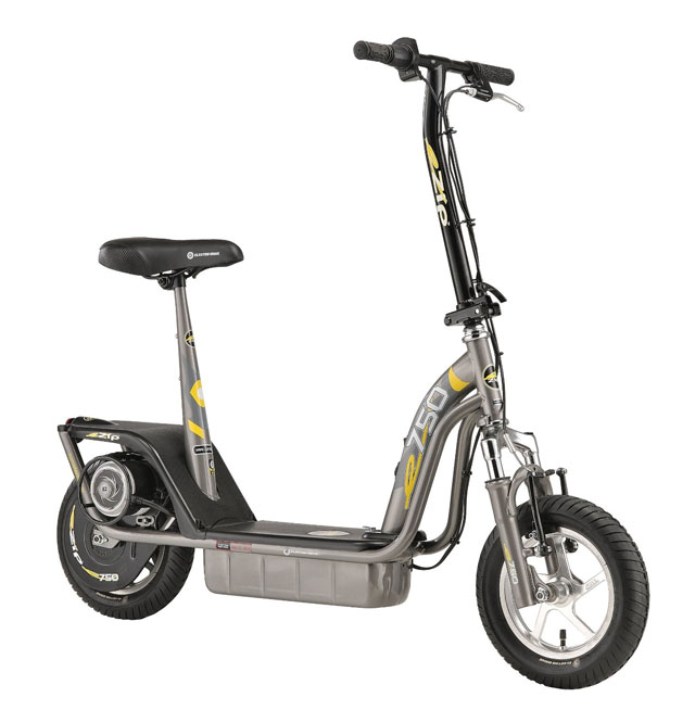 eZip E750 Electric Scooter Review