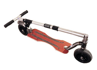KickPed Kick Scooter Review