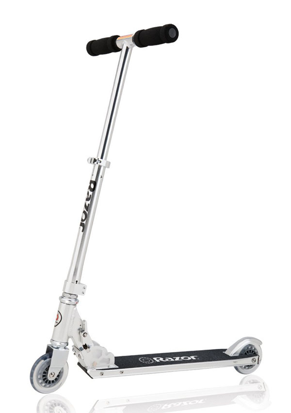 Razor A4 Kick Scooter Review