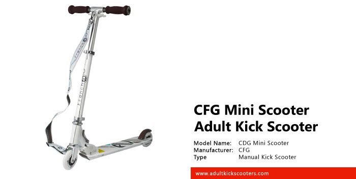 CFG Mini Scooter Review