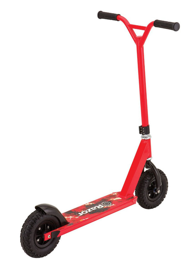 Razor Pro RDS Dirt Scooter Review