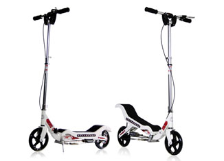M.Y. Products LLC Rockboard Scooter Review