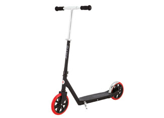 Razor Carbon Lux Scooter Review