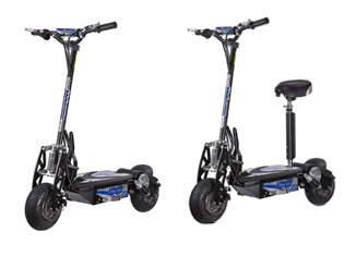 UberScoot 1000w Electric Scooter Review