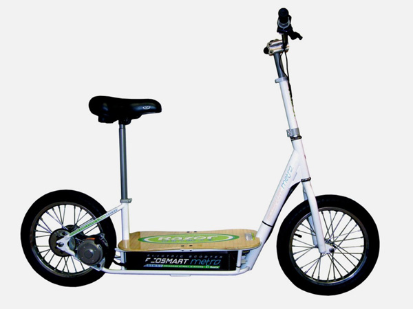 Razor Ecosmart Metro Electric Scooter Review