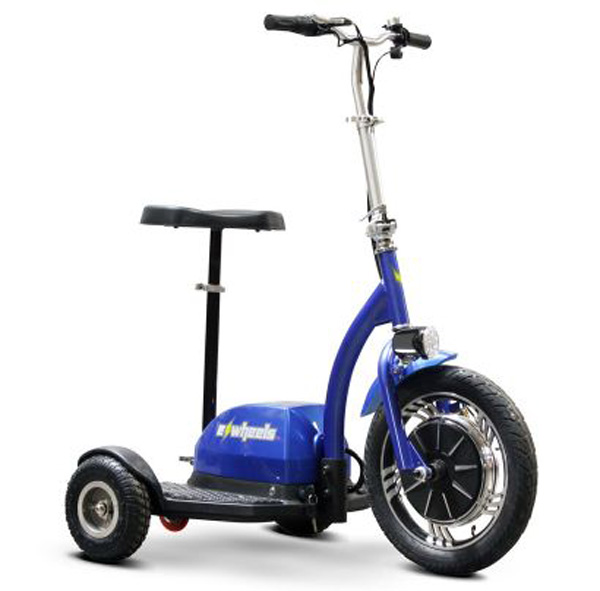 Ewheels Ew 18 Stand N Ride Adult Electric Scooter Review
