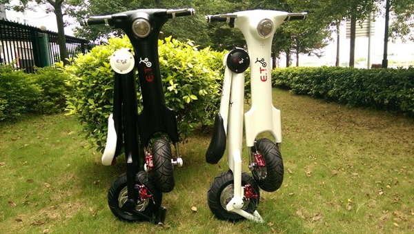 E Skoot E T Foldable Electric Super Scooter Review
