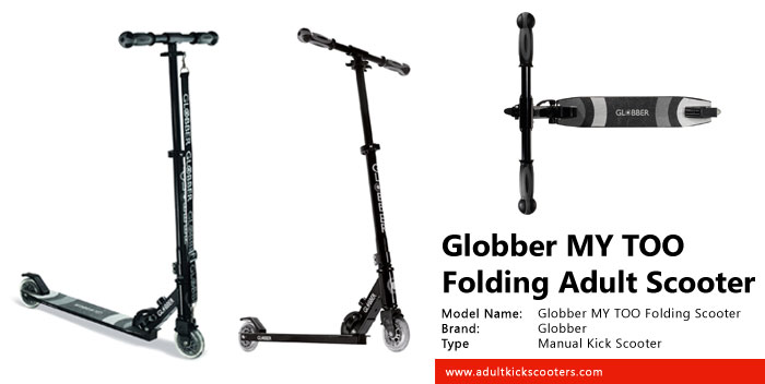 Globber MY TOO Folding Scooter Review