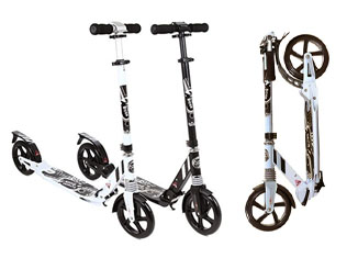 Vinsani Town Rider Adult Ultimate City Push Bike Kick Scooter Review