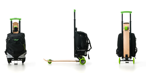 Travel Easy With Backpack Kickscooters Adultkickscooters Com