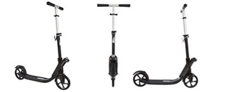 OXELO Town 5 Easy Fold Adult Kick Scooter Review
