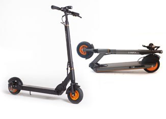 Magnum I-MAX Model T3 Electric Folding Lithium Powered Scooter Review