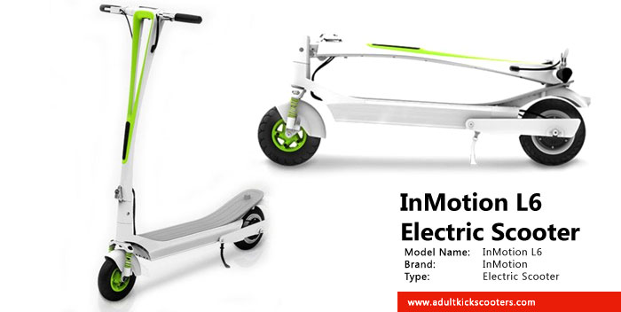 InMotion L6 Electric Scooter Review