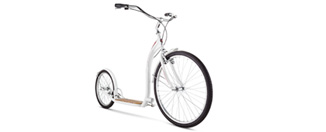Schwinn Adult Shuffle Scooter With 26 Inch Wheels Review