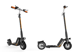 Airwheel Z5 Foldable Electric Kick Scooter Review