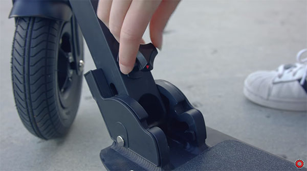 Razor A5 Air Big Wheel Commuter Kick Scooter Video Reel By