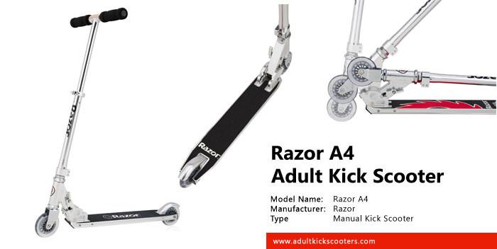 Razor A4 Kick Scooter Review