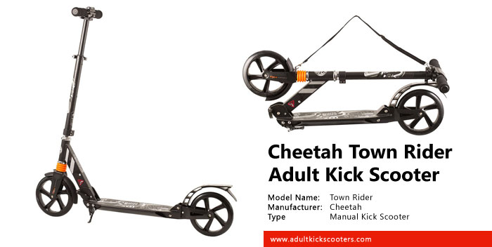 Cheetah Town Rider Review