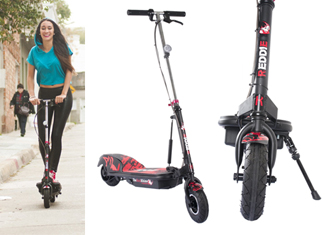 Reddie Folding Electric Scooter Review
