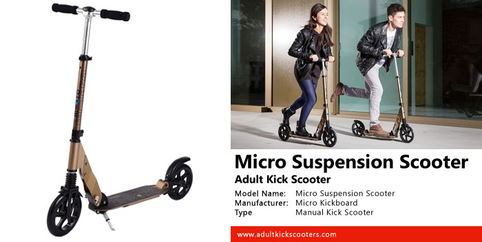 Micro Suspension Scooter Review