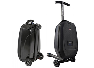 Micro Luggage Review
