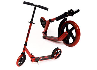 EXOOTER M1450 Foldable Teen Kick Scooter With 200mm Wheels Review