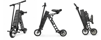 URB-E Black Label Electric Folding Scooter Review