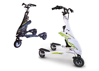 Trikke 48V Deluxe Electric Scooter Review