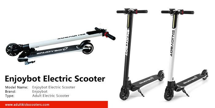 Enjoybot Electric Scooter Review