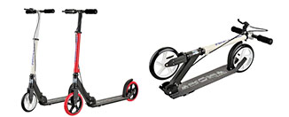 Urban Riders Commuter Deluxe Adult Kick Scooter Review